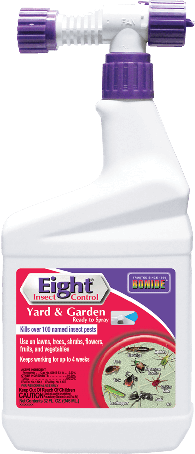 1Qt Eight Yard & Garden RTS  Insecticide Bonide