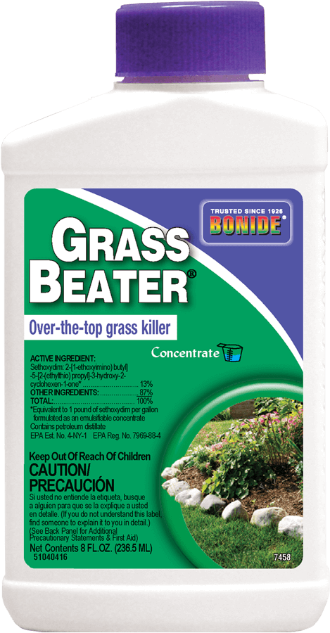 8oz Grass Beater / Killer Concentrate w/Poast Plus Bonide
