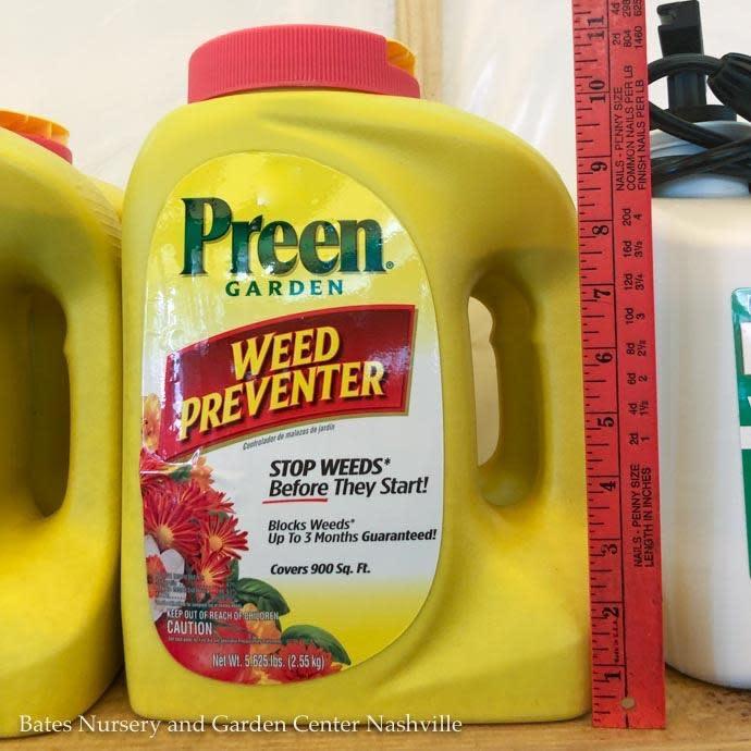 5.625Lb Preen Garden Weed Preventer