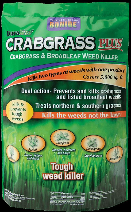 12Lb Crabgrass Plus Weed Killer Granules Bonide