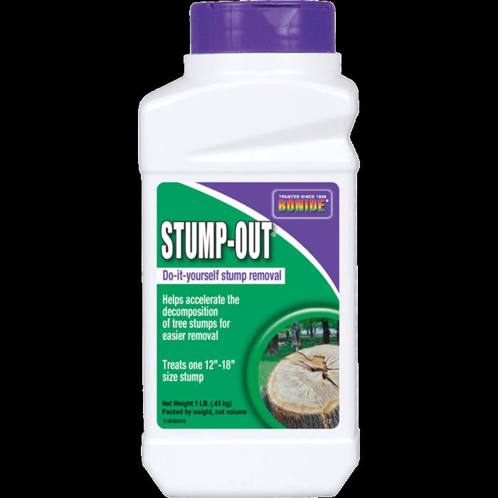 1Lb Stump Out Stump Remover Concentrate Bonide