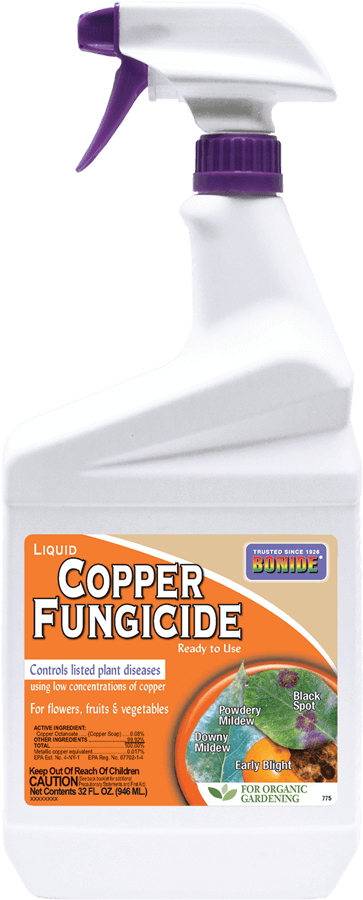1Qt Copper Fungicide RTU Bonide