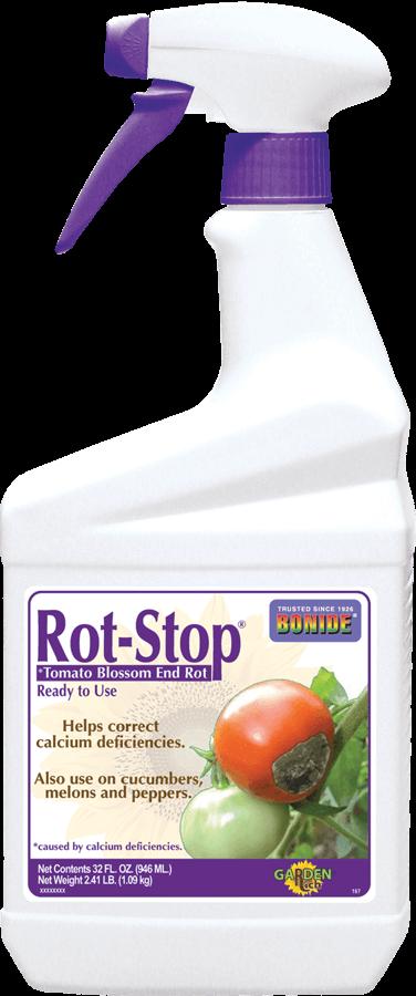 1Qt Rot-Stop Tomato Blossom End Rot RTU Bonide