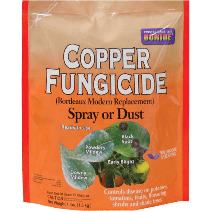 4Lb Copper Dust (Bordo) Fungicide Bonide