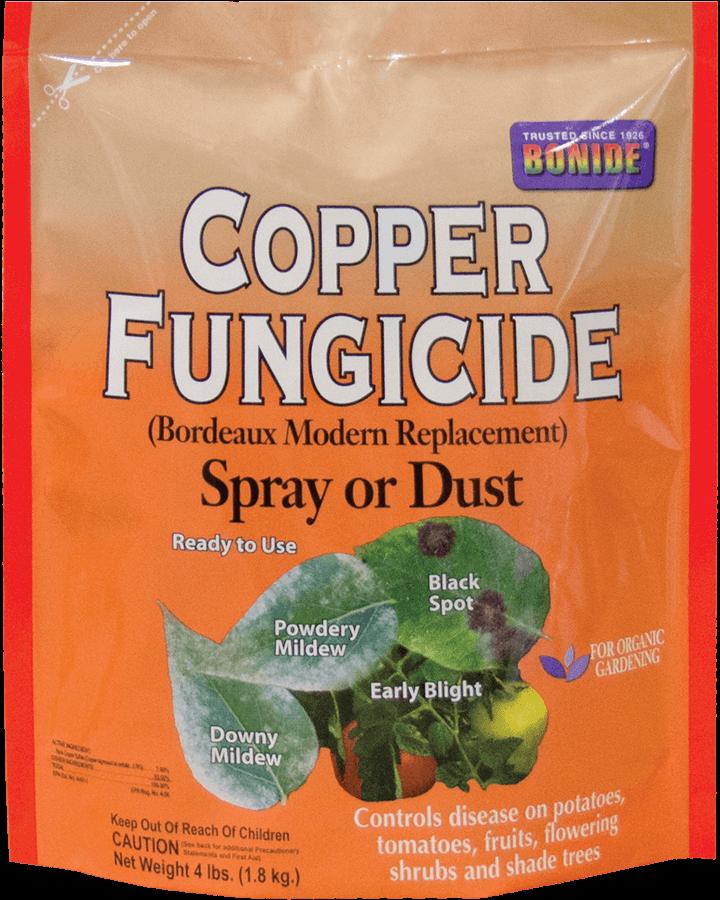4Lb Copper Dust (Bordo) Fungicide Bonide