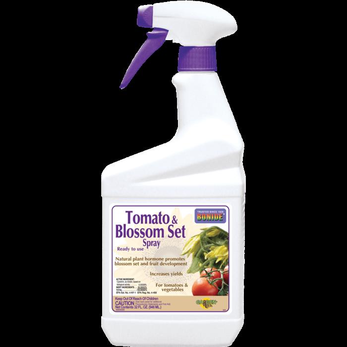 1Qt Tomato & Blossom Set Spray RTU Bonide