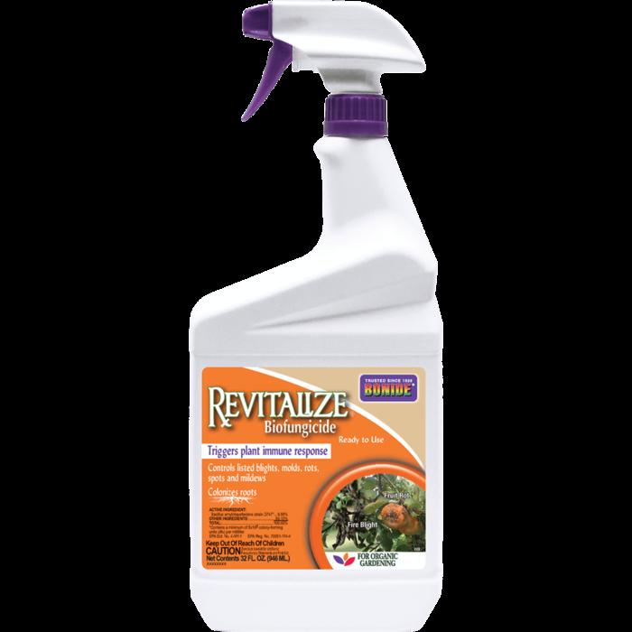 1Qt Revitalize Bio Fungicide RTU Bonide