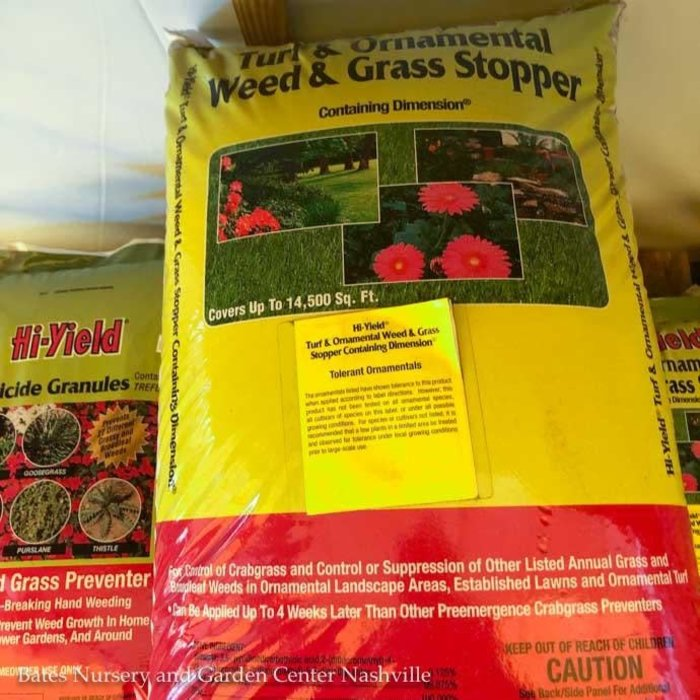 12Lb Turf & Ornamental Weed & Grass Stop w/Dimension Hi-Yield