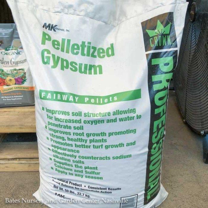 40/50Lb Gypsum Pelletized