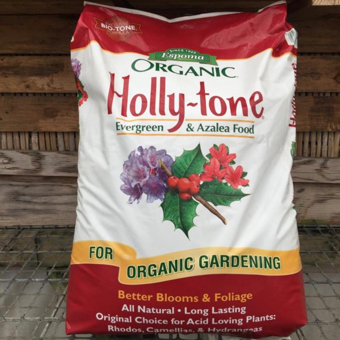 36Lb Hollytone 4-3-4 Fertilizer Espoma