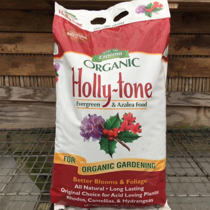 18Lb Hollytone 4-3-4 Fertilizer Espoma
