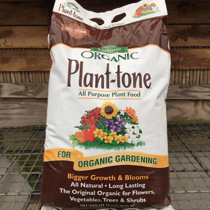 18Lb Planttone 5-3-3 Fertilizer Espoma