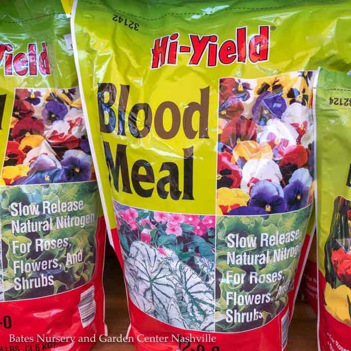 8 Lb Blood Meal 12-0-0 Fertilizer Hi-Yield