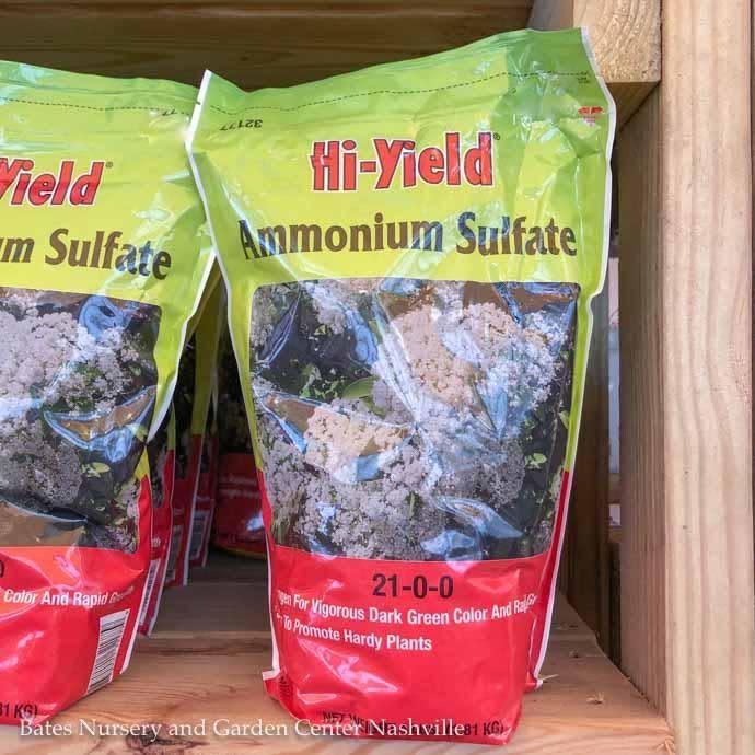4 Lb Hi-Yield Ammonium Sulfate 21-0-0 Hi-Yield