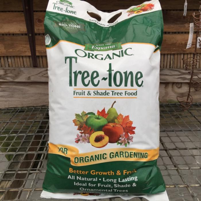 18Lb Treetone 6-3-2 Fertilizer Espoma