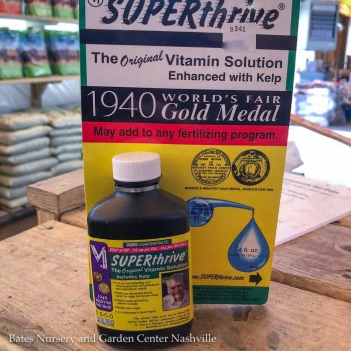 4 oz Superthrive Vitamins-Hormones