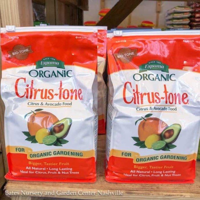 4 Lb Citrustone 5-2-6 Fertilizer Espoma