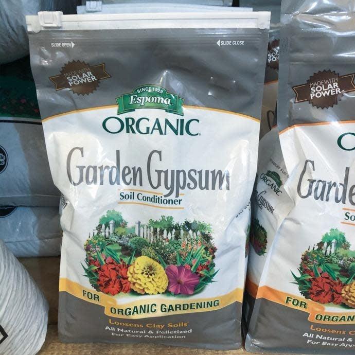 6Lb Garden Gypsum Espoma