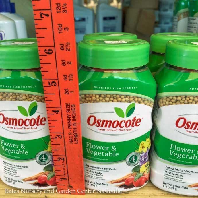 1Lb Osmocote Flower & Vegetable 14-14-14 Fertilizer