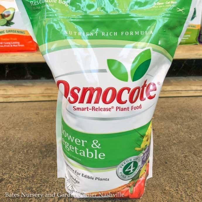 8Lb Osmocote Flower & Vegetable 14-14-14 Fertilizer