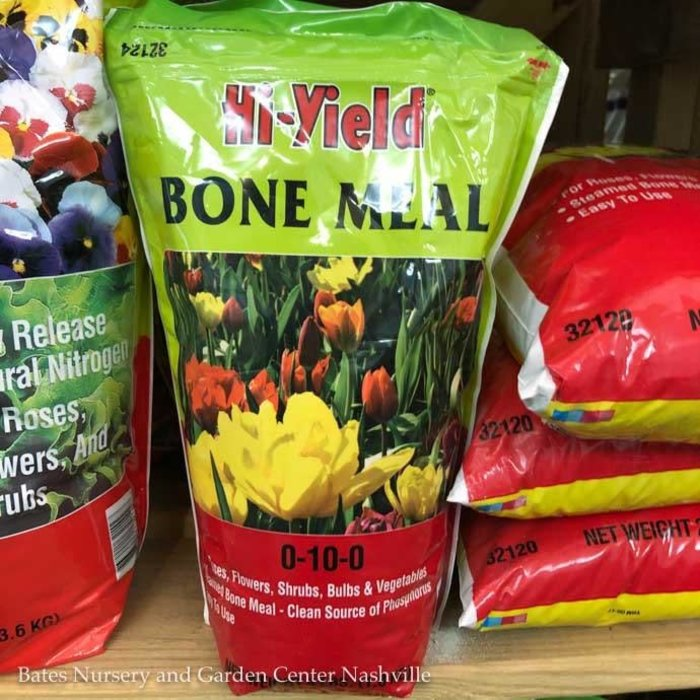 4 Lb Bone Meal 0-10-0 Fertilizer Hi-Yield