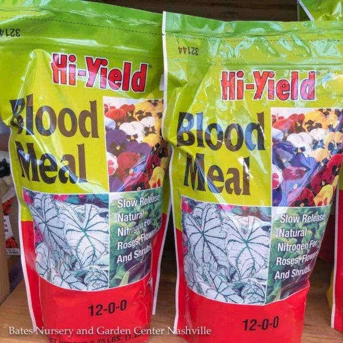 2.75Lb Blood Meal 12-0-0 Fertilizer Hi-Yield