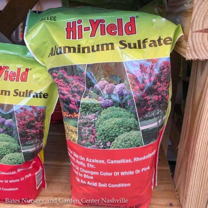 12Lb Aluminum Sulfate Hi-Yield