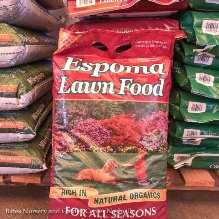 20Lb Lawn Food For All Seasons Fertilizer 15-0-5 Espoma
