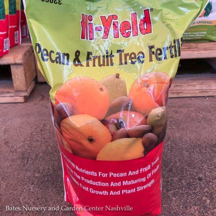 10Lb Pecan & Fruit Tree Food/Fertilizer Hi-Yield