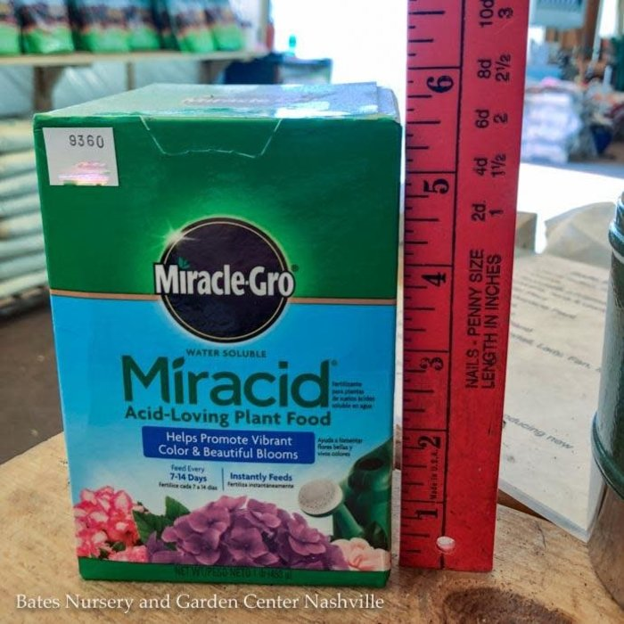 1Lb Miracid 30-10-10 Acid-Loving Plant Food Fertilizer Miracle Gro