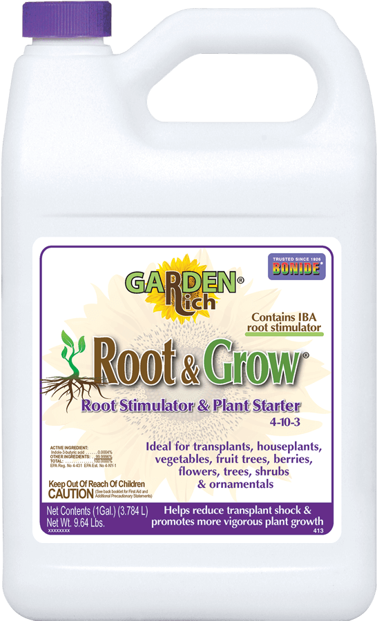 1Gal Root & Grow Root Stimulator Concentrate Bonide