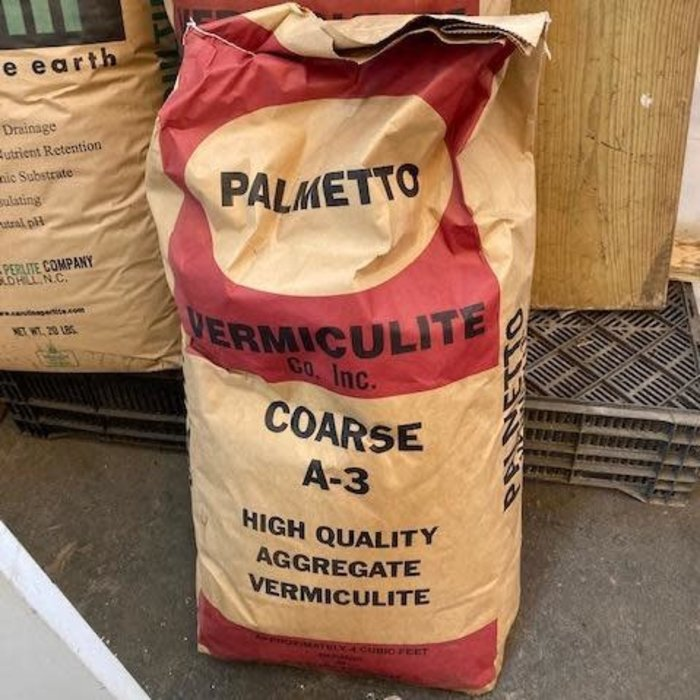 4 Cuft Vermiculite Medium/Coarse