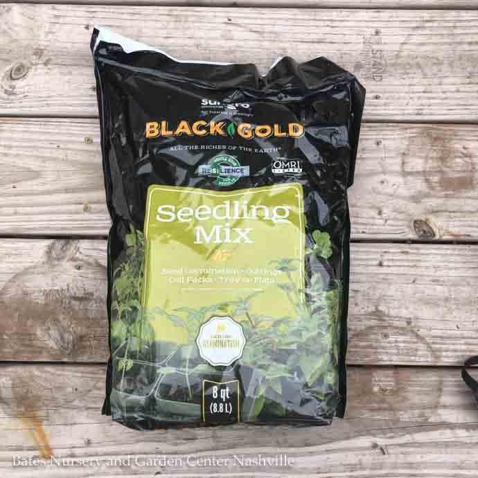 8Qt Organic Black Gold Seedling/Seed Starter Mix/Soil Sun Gro