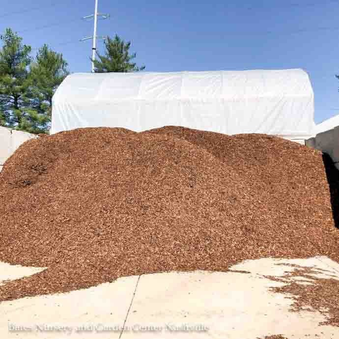 E-21 Bulk Mini  EarthMix® pFines™ Pine Fines / Soil Conditioner-Raw .6C/Y (1 Bulk Product Per Delivery)