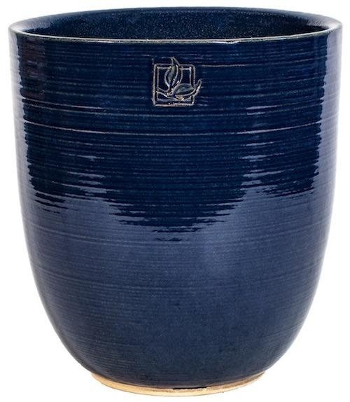Pot Tall Contemporary Container 10X11 Asst Made in USA