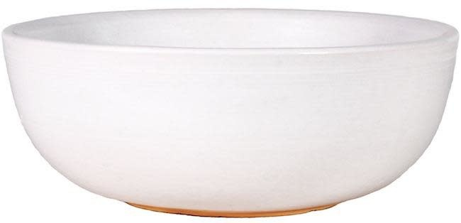 Pot Low Bowl/Container Sml 13X4 Asst Made in USA
