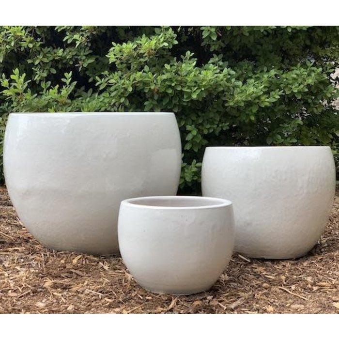 Pot Metro Planter Bowl Lrg 20 x16 Asst