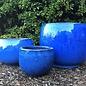 Pot Metro Planter Bowl Med 15x13 Asst