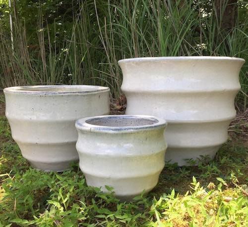 Pot Triple Groove Med 11x9 Asst