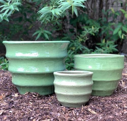 Pot Triple Groove Sml 8x6 Asst