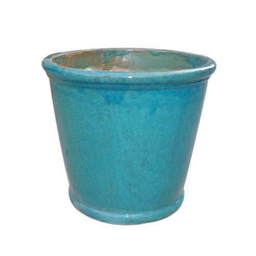 Pot Cottage Rd Rim Top & Bot Med 12x11 Asst