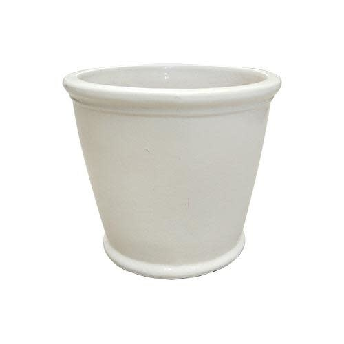 Pot Cottage Rd Rim Top & Bot Lrg 15x13 Asst