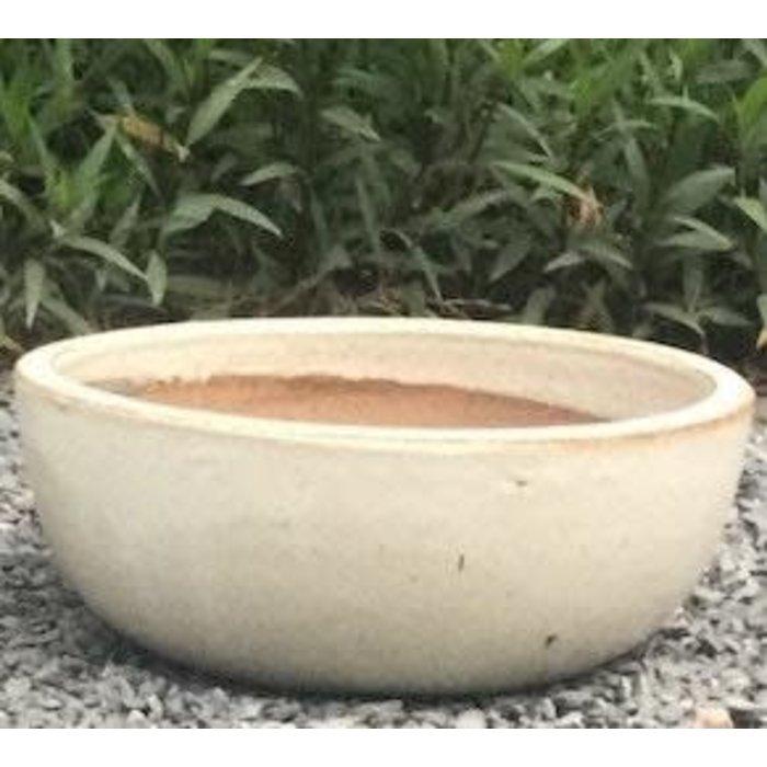 Pot Simple Bowl Sml 15x6 Asst