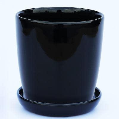 Pot Bell w/Saucer 4x4 Asst