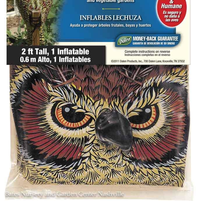 Inflatable Great Horned Owl-Natural Enemy Dalen