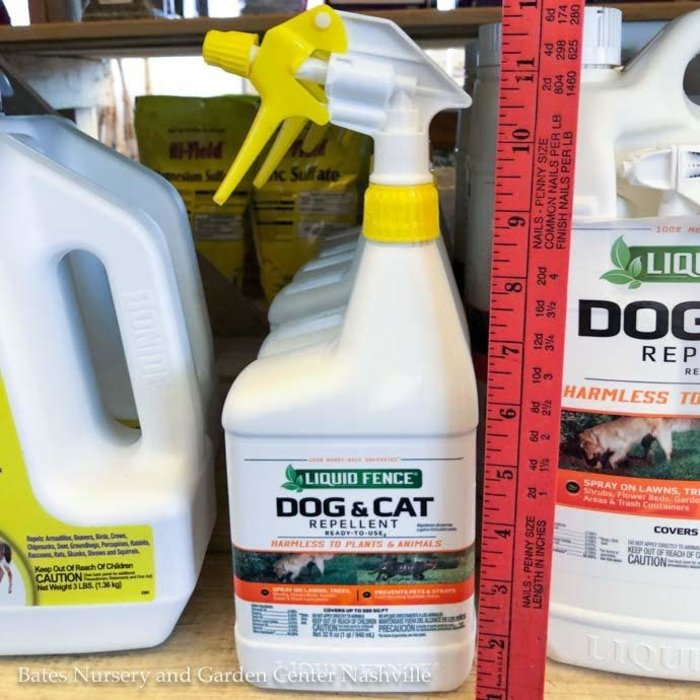 1 Qt Liquid Fence Dog & Cat RTU