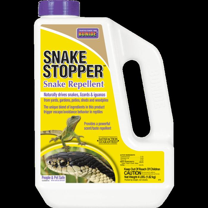 4Lb Snake Stopper Repellent Bonide