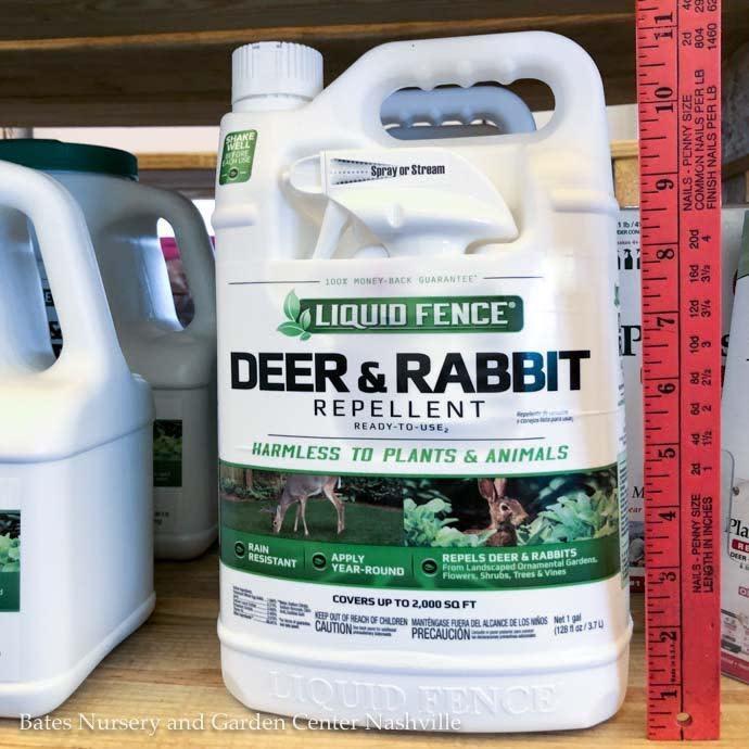 1Gal Liquid Fence Deer & Rabbit RTU