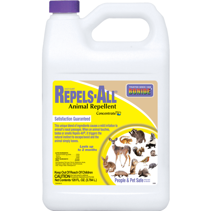 1Gal Repels-All Animal Repellent Concentrate Bonide