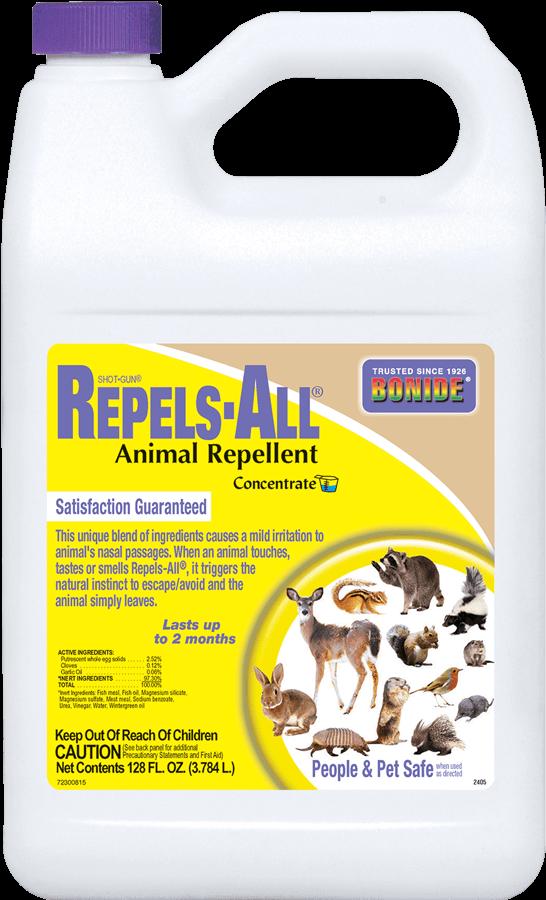 1Gal Repels-All Animal Repellent Concentrate Bonide